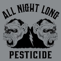 Pesticide Single Release All Night Long Front Side View
